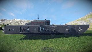 Archangel Class Destroyer MK1