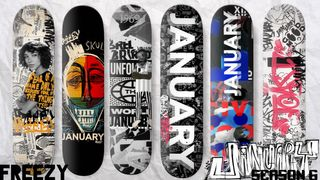 January Season 6 - Freezy