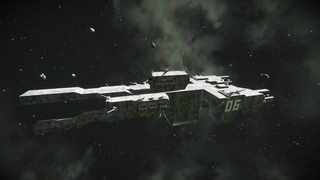 Stalwart Class Destroyer