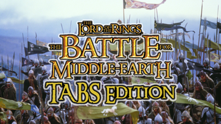 LOTR: The Battle for Middle Earth Reforged Edition