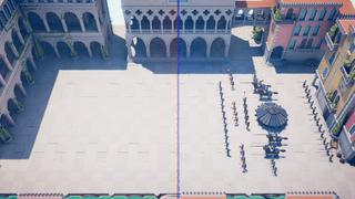 Bossfight: Da Vinci Tank