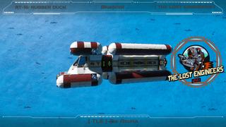"RT-16: Rubber Duck ""Cargo Transport"""