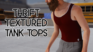 Thrift - Textured Tank Top