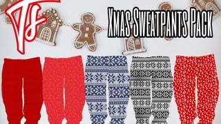Total Steez Xmas Sweatpants Pack