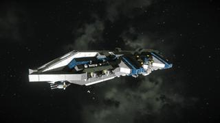 (ACI) Agitator MK III Frigate (FF)