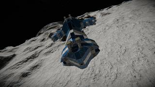 Moon Deterrent