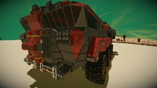 [B.F.M] SKTS-01 Truck - Slip