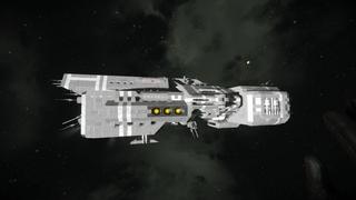Maxwell Chogun Class Heavy Freighter