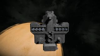Mobile base mk3 fixed rockets