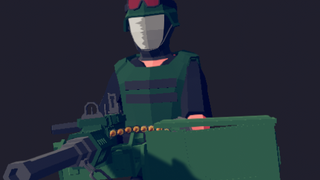 army robot 3