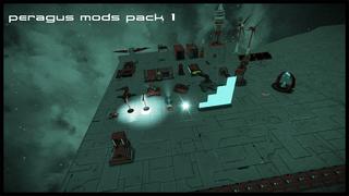 peragus mods pack 1