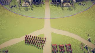 Siege: 1- Bombardment