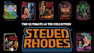 Steven Rhodes Definitive Tee Collection