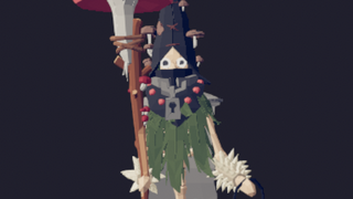 Necro Warrior