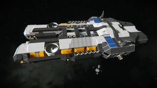 IGDA Mercury Light Cargo Ship