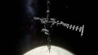 Helghan Space Station