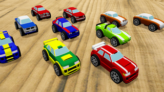 Micro Machines V4 - Rally Pack