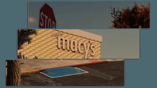 Macys Ledges by olay