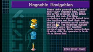 TFTD Vanilla/DOS - Magnetic Navigation fix
