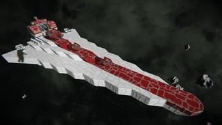 Tython Class Star Frigate