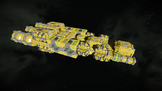 Large ship core 6