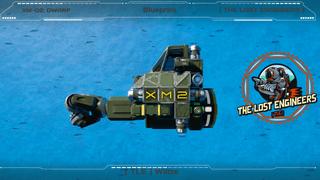 """XM-02 Dwarf """" Miner """""""