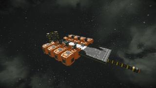 Atlantean Modular Station Cargo Sotrage
