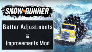 Better Adjustments & Improvements Mod