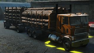 log bunks for in game trucks