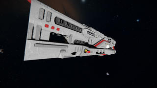 【NO MODS】EVEREST Heavy cruiser(a Flying Brick)