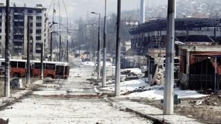 Siege Of Sarajevo Pack