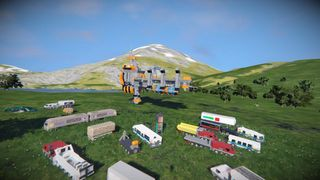 Transferring trucks to base game 1