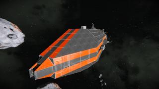 Spike Class Assault Frigate Mk2