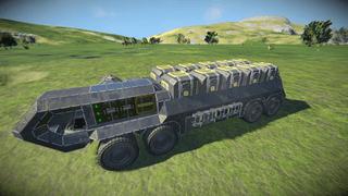 LFW Hulk Cargo Hauler Transporter (NO DLC)