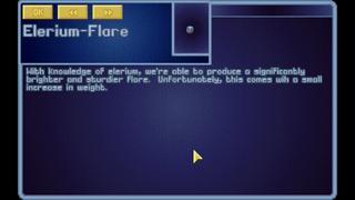 Elerium Flares