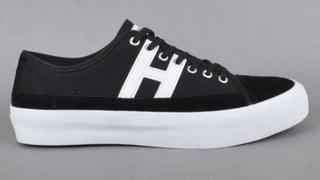 HUF Hupper 2 Lo Black/White