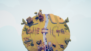 King vs Scarecrow