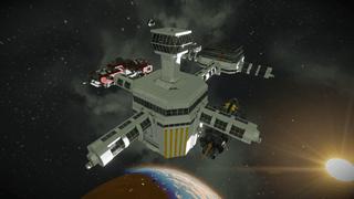 Galway Orbital Station (W.I.P)