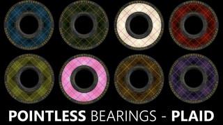 POINTLESS BEARINGS - PLAID PACK