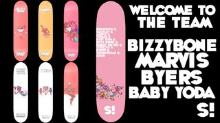 Snap skateboards Animated series part 2