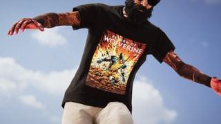 Return of Wolverine deck & griptape bundle