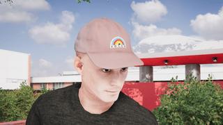 Idles Rainbow Dad Hat