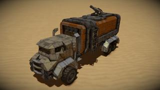 P0-Stapo RVR-2 'Dwarf Donkey'