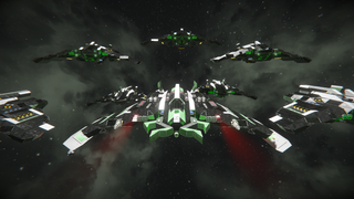 BAT - V232 Interplanetary Leader Fighter