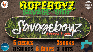 Savage Griptape (SavageBoyz)
