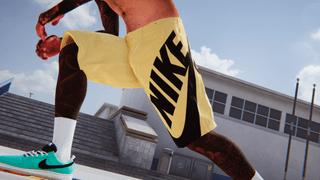 Nike SB X Skater XL light khaki shorts