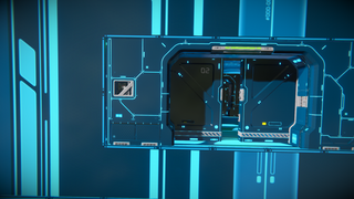 Neon astroid base armory