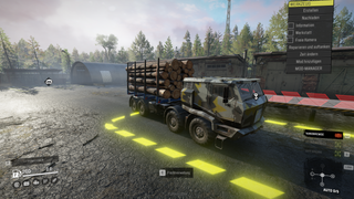 Log Addon/ Holzaufbau