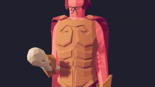 Roman ninja