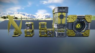 Condensed Small Ship Pack